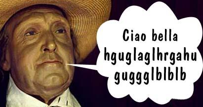 Ciao bella hguglaglhrgahuguggglblblb